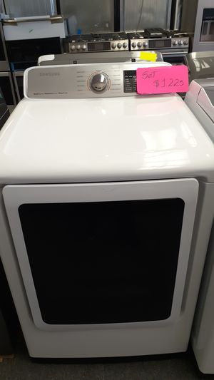 Samsung set washer and dryer new for Sale in Haines City, FL