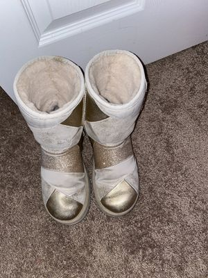 Ugg metallic boots for Sale in Washington, DC