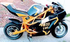 mototec 48v 1000w superbike 27MPH! for Sale in Yakima, WA