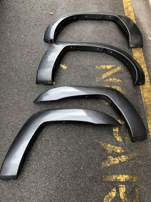 Toyota Tacoma Fender Flares for Sale in Apex, NC