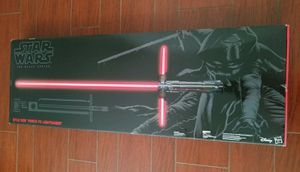 Star Wars Black Series Kylo Ren Force FX Lightsaber BRAND NEW for Sale in Santa Ana, CA