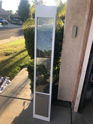 Sliding glass Doggy door for Sale in Murrieta, CA