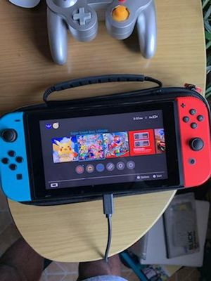 Nintendo Switch with Accessories for Sale in Alexandria, VA