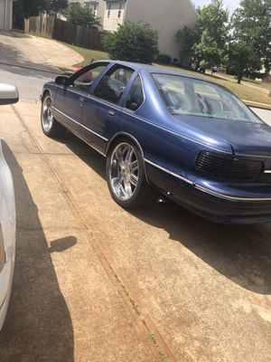 Chevy caprice 96 for Sale in Stonecrest, GA