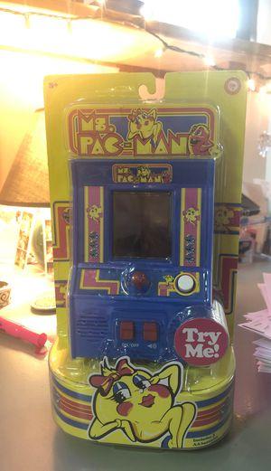Ms Pac-Man mini arcade game for Sale in Miami, FL