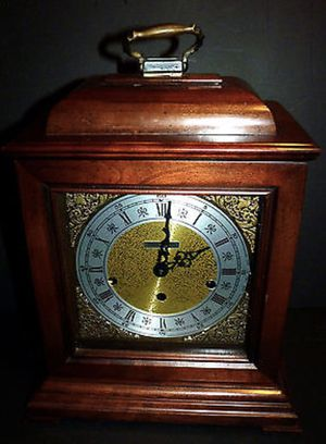 Antique clock for any room in the house for Sale in Haddon Township, NJ