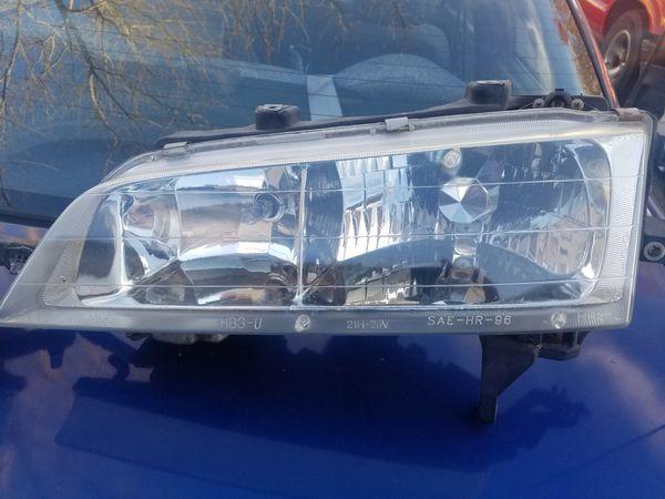 Honda accord headlights. 94 - 97