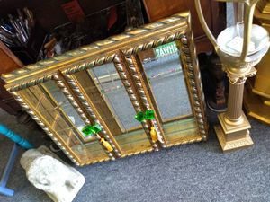 Glass Wall curio with shelving for Sale in Farmington Hills, MI