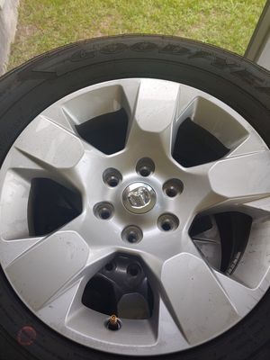 2019 ram 1500 wheels and tires for Sale in New Port Richey, FL