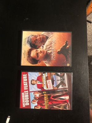 Anchorman 1 &2 and Shawshank Redemption DVDs for Sale in Sylmar, CA