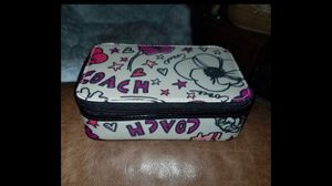 Coach poppy jewelry case for Sale in Valley Park, MO