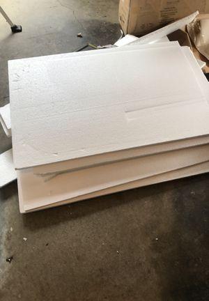 Free styrofoam for Sale in Walnut Creek, CA