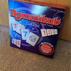Rummikub Classic Board gams for Sale in West Linn,  OR