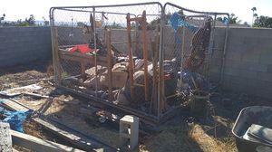 10x10x6-ft high dog run for Sale in Oak Glen, CA