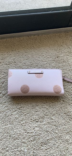 Kate Spade Light Pink Wallet for Sale in South San Francisco, CA
