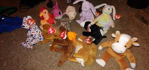 Beanie Baby collection for Sale in Bartow, FL