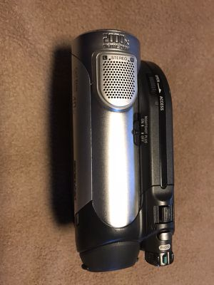 Sony Camcorder Dcr-Dvd108 for Sale in Simmesport, LA