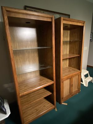 Wooden shelves for Sale in Clemmons, NC