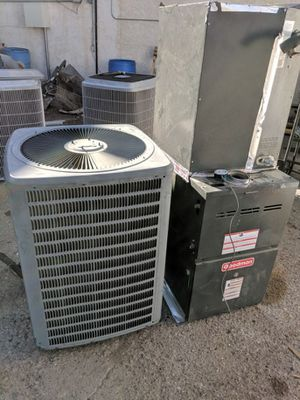 COMPLETE SYSTEM **2010 Goodman 5 ton AC Split System with matching Furnace for Sale in Tempe, AZ