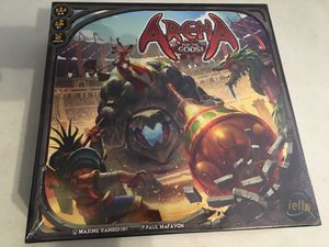 Arena for the Gods Board Game (NIS) for Sale in Yardley, PA