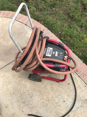 Husky 2200 Psi 2.0 gpm pressure washer for Sale in Rancho Cucamonga, CA