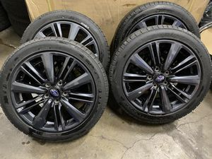 2019 Subaru wrx Rims&tires for Sale in Portland, OR