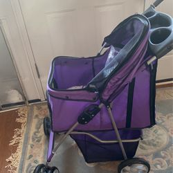 Dog Stroller with accessories for Sale in Frankfort,  IL