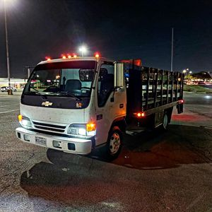 2004 Chevy W3500 FLATBED With Gates for Sale in Grand Prairie, TX