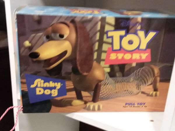 TOY STORY COLLECTION, MINT CONDITION - SELLING AS SET
