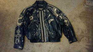 Marc Buchanan Pelle' Pelle Leather Jacket for Sale in Glenn Dale, MD