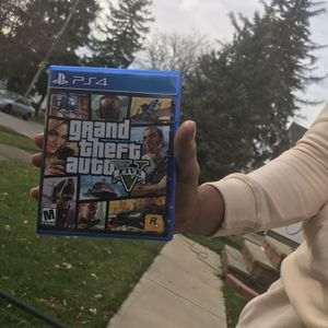Gta 5 Ps4 for Sale in Cleveland, OH