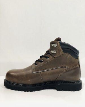 """Roebucks Men's 6"""" Steel Toe Work Boot for Sale in Glen Ellyn, IL"""