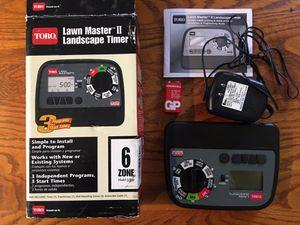 Toro Lawn Master II Landscape Timer - Sprinkler Timer for Sale in Clovis, CA