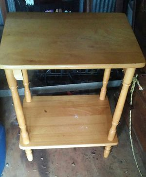Wood Table for Sale in Pawnee, OK
