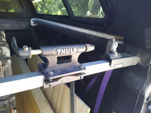 Thule bike bar, rack, holder (bicycle) for Sale in Santa Barbara, CA