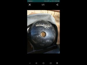 Galaxie 300 Bowling ball with bag. for Sale in Norco, CA