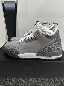 Air Jordan Retro 3 Cool Grey Size 4.5 for Sale in Drexel Hill,  PA