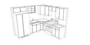 Wholesale Full New kitchen Cabinets for Sale in Orlando, FL