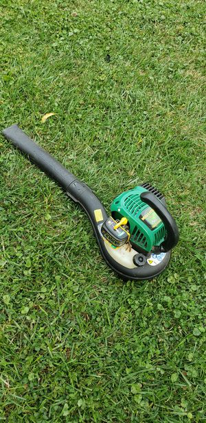 Weed eater leaf blower for Sale in Greenmount, MD