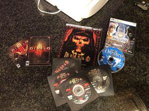 Diablo, divine, sacred, PC versions for Sale in Gresham, OR
