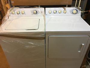 GE King size capacity washer and Dryer for Sale in Olney, MD