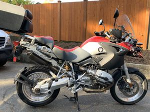 2006 BMW 1200 GS Motorcycle for Sale in Seattle, WA