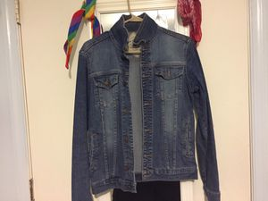 Zara Men's Denim Jacket for Sale in Alexandria, VA