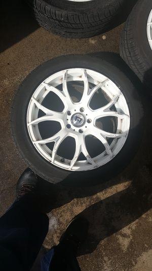 18 Motegi Racing Inch Tires & Rims for Sale in Jonesboro, GA