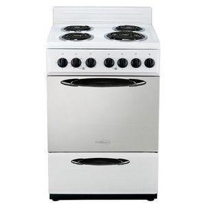 """Stove Electric Range Kitchen Cocina Fogón 24"""" Premium PRE2415GW for Sale in Miami, FL"""
