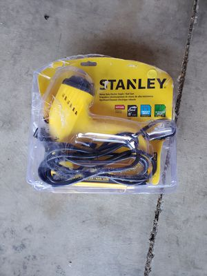 New heavy duty electric staple and nail gun for Sale in Riverside, CA