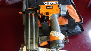 Ridgid finish gun for Sale in Turlock, CA