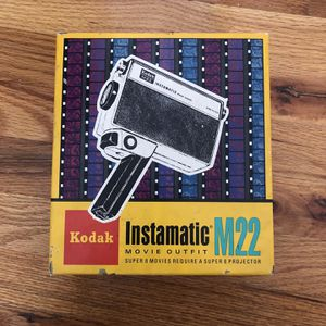 Super 8 Kodak instamatic Camera for Sale in Brooklyn, NY