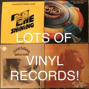 Vinyl Records - Good Albums, Popular Artists - Please Read Description for Sale in Pomona, CA