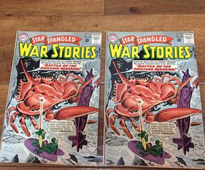 DC Star Spangled War Stories # 107 (1963) for Sale in Los Angeles, CA